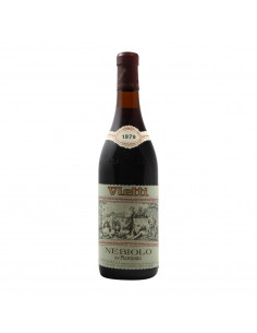 NEBIOLO DEL PIEMONTE 1979 VIETTI Grandi Bottiglie