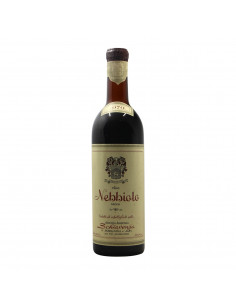 NEBBIOLO 1970 SCHIAVENZA Grandi Bottiglie