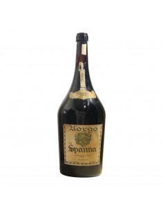 SPANNA DOUBLE MAGNUM 1971 BORGO GRANDI BOTTIGLIE