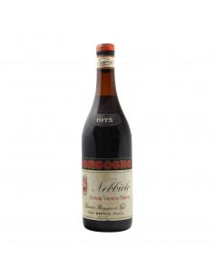 NEBBIOLO 1973 BORGOGNO GIACOMO Grandi Bottiglie