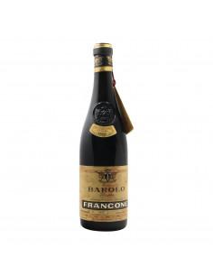 BAROLO RISERVA 1964 FRANCONE Grandi Bottiglie