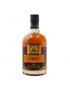 Barbados 10 Yo Limited Edition RUM NATION GRANDI BOTTIGLIE