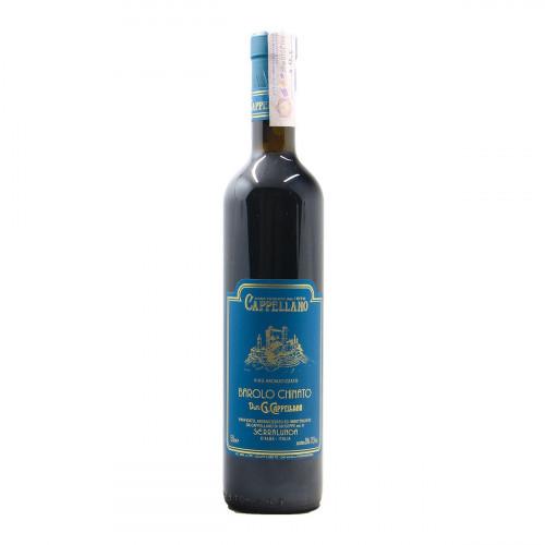 Barolo Chinato 0,5L CAPPELLANO GRANDI BOTTIGLIE