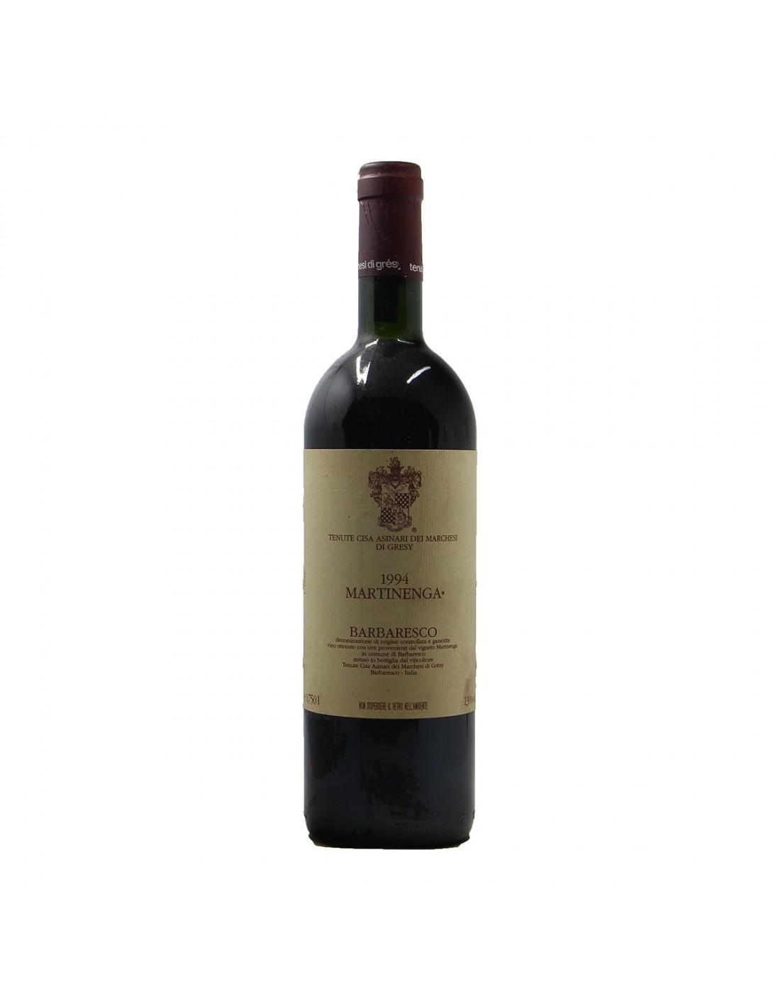 BARBARESCO MARTINENGA 1994 MARCHESI DI GRESY Grandi Bottiglie