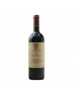 BARBARESCO MARTINENGA 1996 MARCHESI DI GRESY Grandi Bottiglie