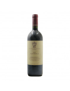 BARBARESCO MARTINENGA 2002 MARCHESI DI GRESY GRANDI BOTTIGLIE