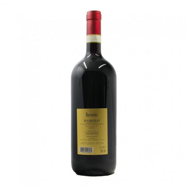 BOTTIGLIA VINO PERSONALIZZATA BAROLO BRUNATE MAGNUM 2015 MARCARINI Grandi Bottiglie