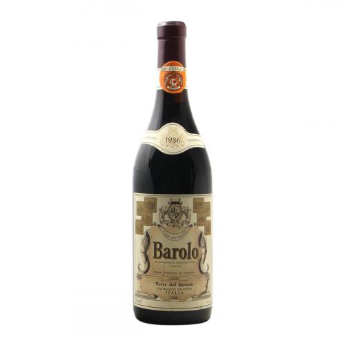 BAROLO 1986 TERRE DEL BAROLO Grandi Bottiglie