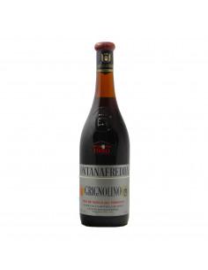GRIGNOLINO 1980 FONTANAFREDDA Grandi Bottiglie