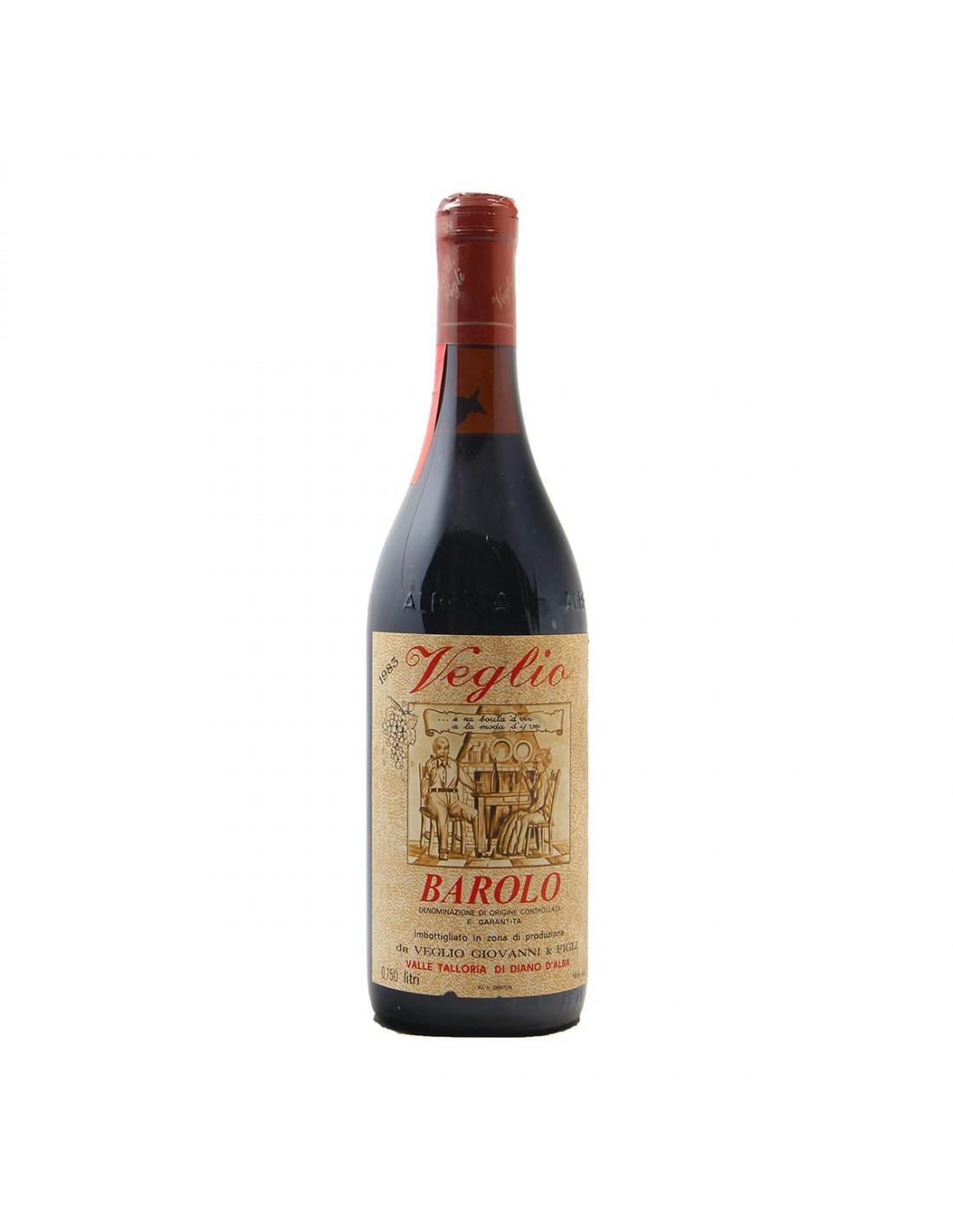 BAROLO 1983 VEGLIO GIOVANNI Grandi Bottiglie