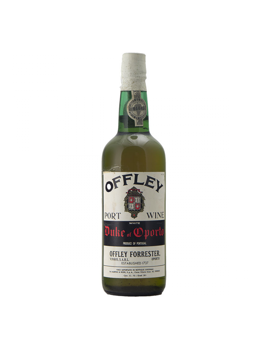 WHITE PORT DUKE OF OPORTO NV OFFLEY FORRESTER Grandi Bottiglie
