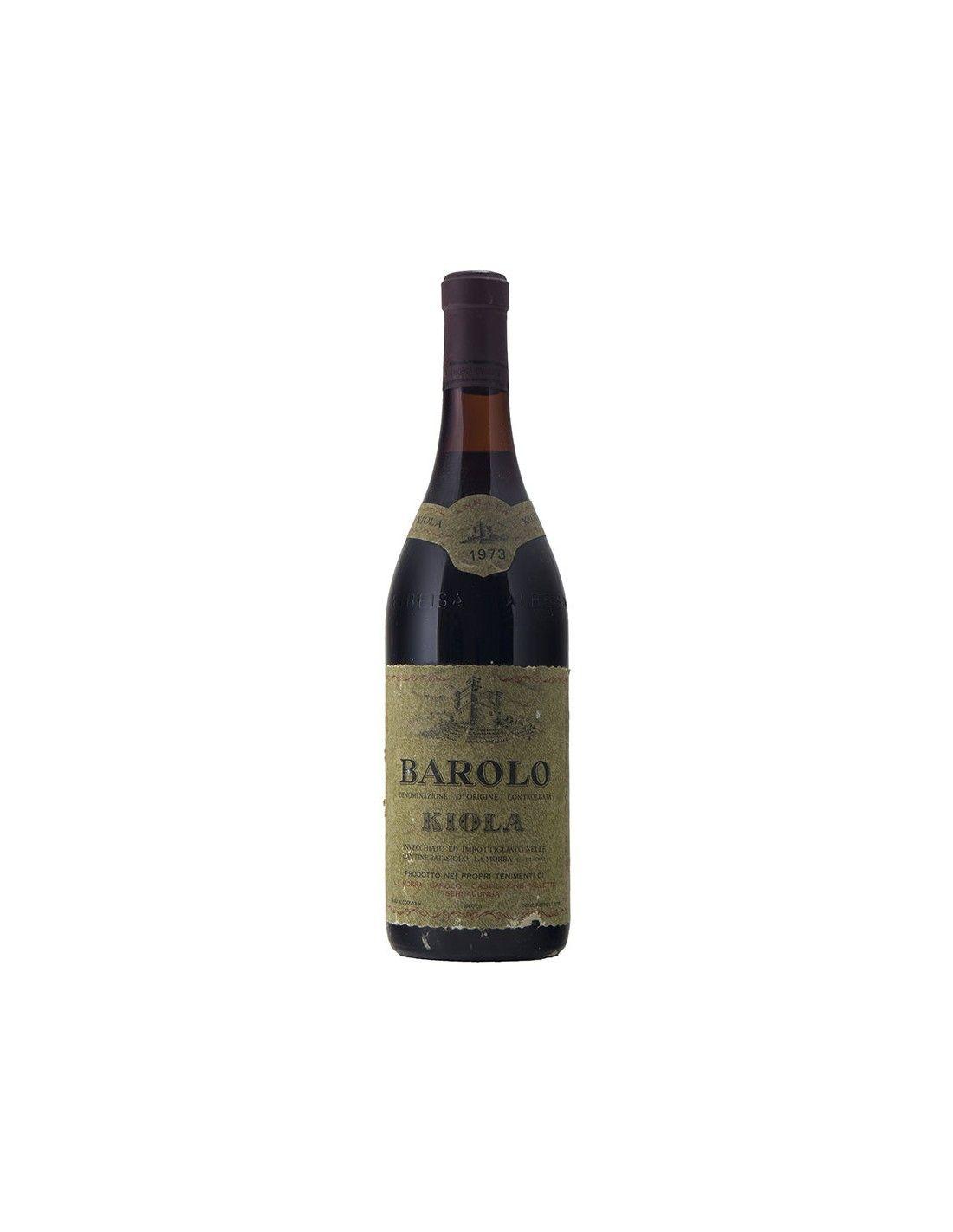 BAROLO 1973 KIOLA Grandi Bottiglie