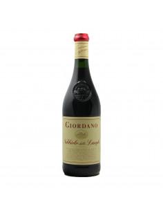 NEBBIOLO DELLE LANGHE 1992 GIORDANO Grandi Bottiglie