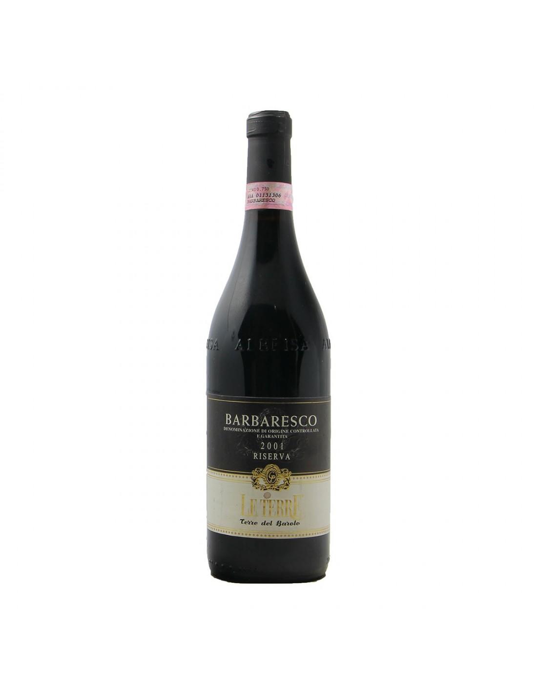BARBARESCO RISERVA 2001 TERRE DEL BAROLO Grandi Bottiglie