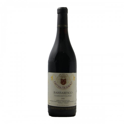 Barbaresco 1993 CANTINA VIGNAIOLI ELVIO PERTINACE GRANDI