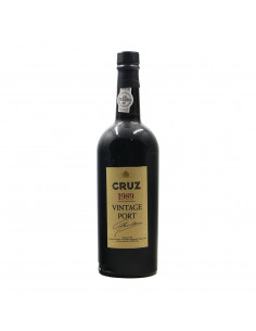 PORTO VINTAGE 1989 CRUZ Grandi Bottiglie