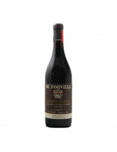 BARBARESCO RABAJA 1986 DE FORVILLE Grandi Bottiglie