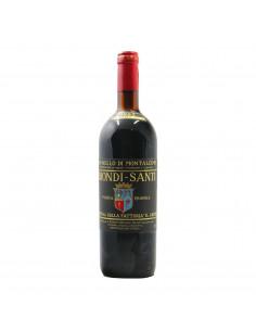BRUNELLO DI MONTALCINO 1983 BIONDI SANTI Grandi Bottiglie