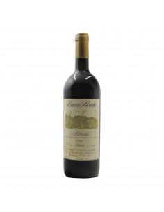 BAROLO BRICCO ROCCHE BRUNATE 1981 CERETTO Grandi Bottiglie
