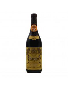 BAROLO 1979 TERRE DEL BAROLO Grandi Bottiglie