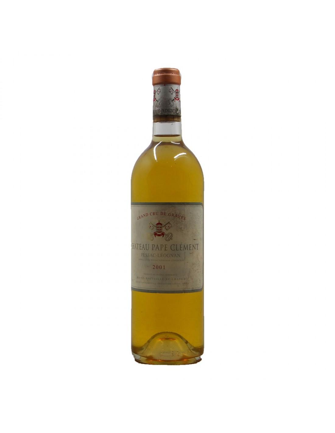 CHATEAU PAPE CLEMENT BLANC 2001 CHATEAU PAPE CLEMENT Grandi Bottiglie