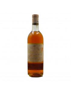 SAUTERNES 1953 CHATEAU GILETTE Grandi Bottiglie