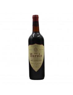 BAROLO 1971 OBERTO GIOVENALE & FIGLIO Grandi Bottiglie