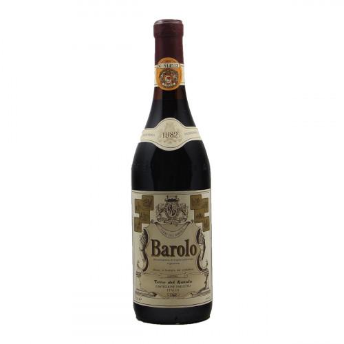 BAROLO 1982 TERRE DEL BAROLO Grandi Bottiglie