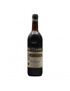 BARBARESCO 1967 PIO CESARE Grandi Bottiglie
