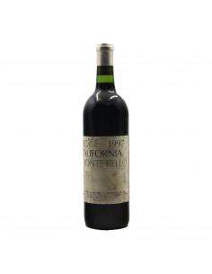 CABERNET SAUVIGNON MONTE BELLO RIDGE Grandi Bottiglie