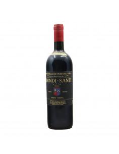 BRUNELLO DI MONTALCINO 1998 BIONDI SANTI Grandi Bottiglie