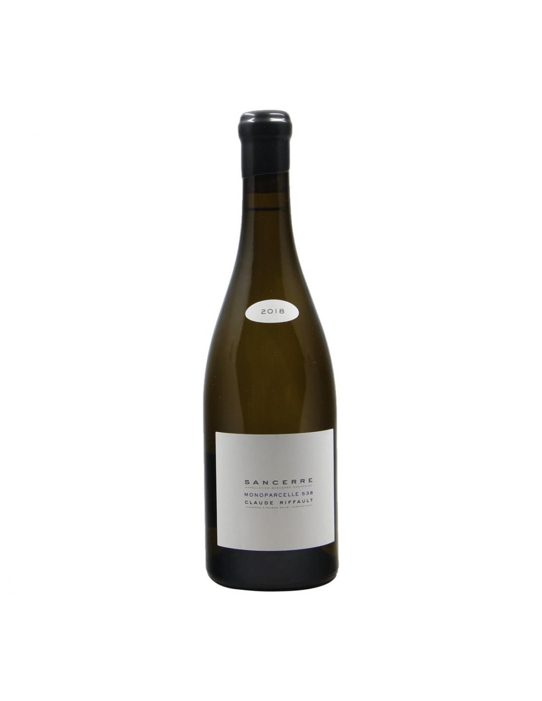 SANCERRE MONOPARCELLE 538 2018 CLAUDE RIFFAULT Grandi Bottiglie