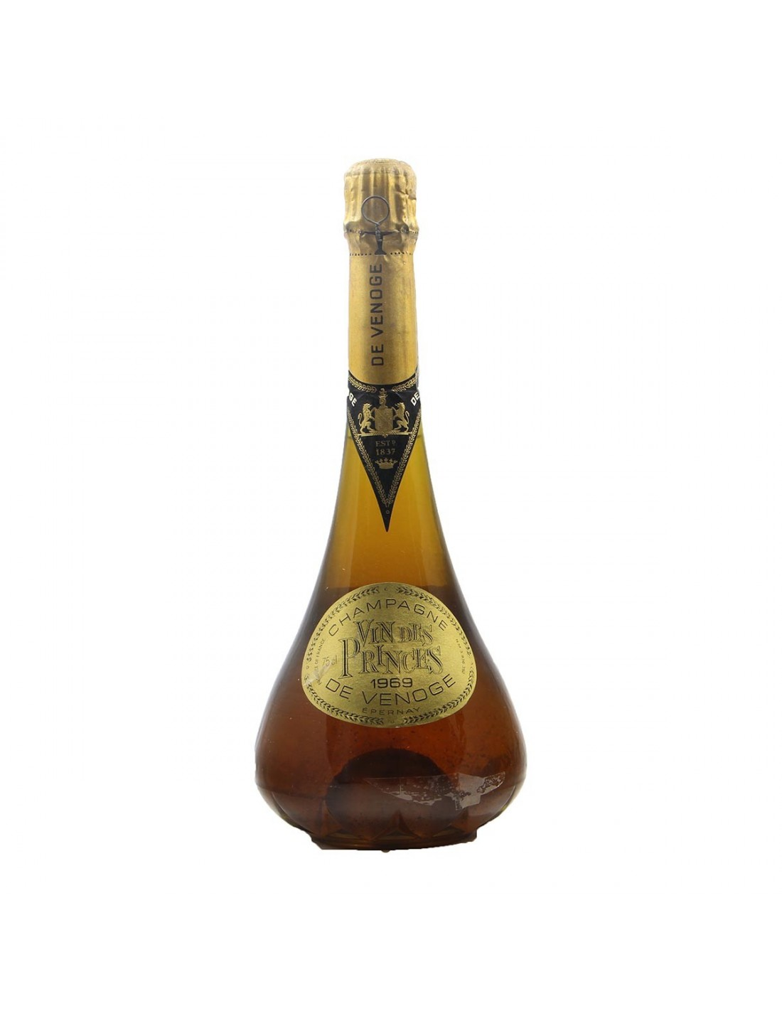CHAMPAGNE VIN DES PRINCES 1969 DE VENOGE Grandi Bottiglie
