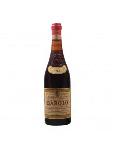 BAROLO CLEAR COLOR 1970 DAMILANO Grandi Bottiglie