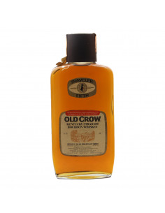 KENTUCKY STRAIGHT BOURBON WHISKEY TRAVELER FIFTH 75CL NV OLD CROW Grandi Bottiglie