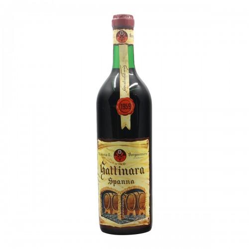 GATTINARA 1959 VALSESIA Grandi Bottiglie