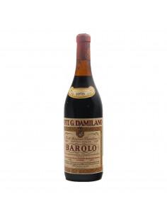 BAROLO 1978 DAMILANO Grandi Bottiglie
