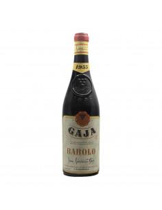 BAROLO 1955 GAJA Grandi Bottiglie