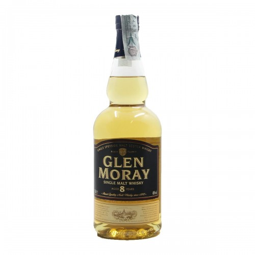 Whisky Glen Moray 8Yo 75Cl 40Vol