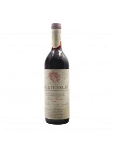 DOLCETTO 1976 FIORINA FRANCO Grandi Bottiglie