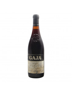 BARBARESCO 1974 GAJA Grandi Bottiglie