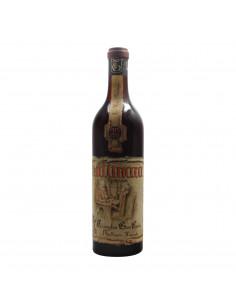 GATTINARA RISERVA 1957 TRAVAGLINI Grandi Bottiglie