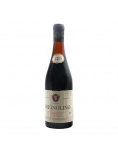 GRIGNOLINO 1972 TROGLIA Grandi Bottiglie