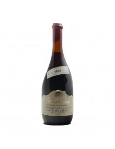 BARBARESCO 1980 CAUDA LUIGI Grandi Bottiglie