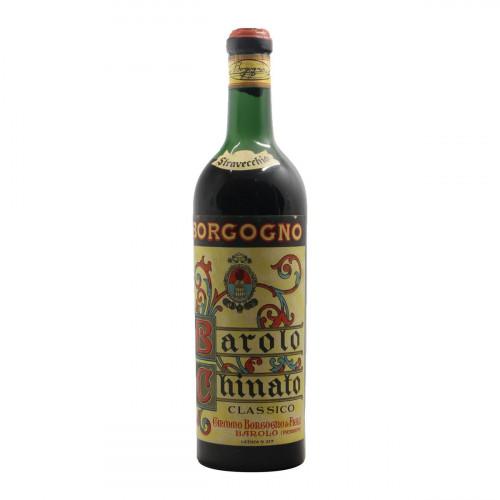 BAROLO CHINATO STRAVECCHIO NV BORGOGNO GIACOMO Grandi Bottiglie