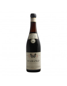 BAROLO 1968 PODERI ALDO CONTERNO Grandi Bottiglie