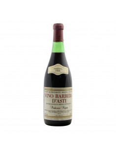 BARBERA D'ASTI 1988 CANTINA MONSIGNOROTTI Grandi Bottiglie