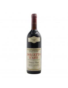 DOLCETTO D'ASTI 1988 CANTINA MONSIGNOROTTI Grandi Bottiglie