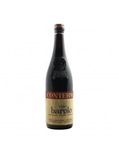 BAROLO 1967 GIACOMO CONTERNO Grandi Bottiglie