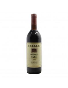 NEBBIOLO D'ALBA 1985 DEZZANI Grandi Bottiglie
